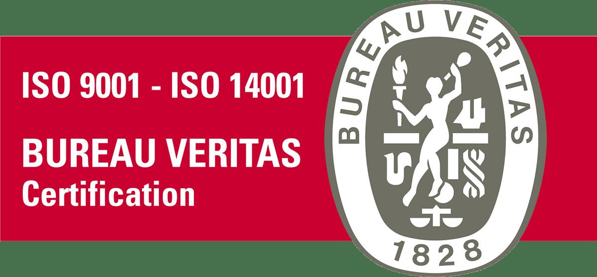 ISO 9001 - ISO 14001