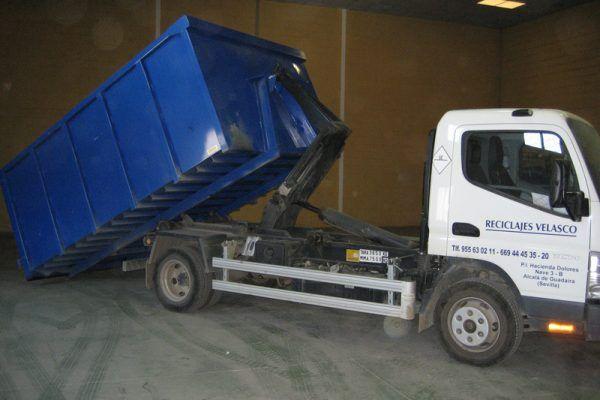 Servicio de contenedores